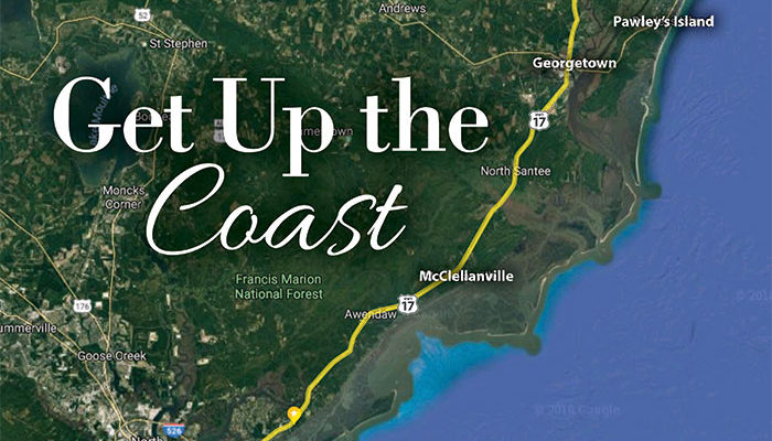 Get Up the Coast – McClellanville, Georgetown and Pawleys Island are Worth the Trip