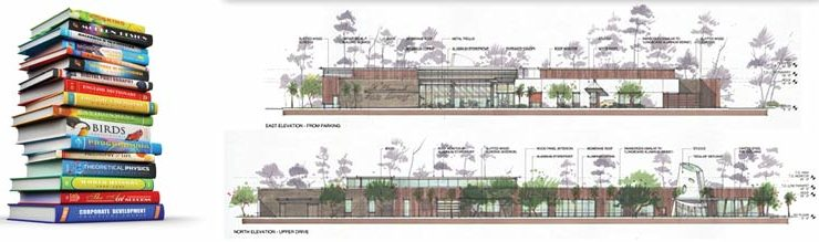 North Mount Pleasant Anticipates New Library: The Books are Just the Beginning