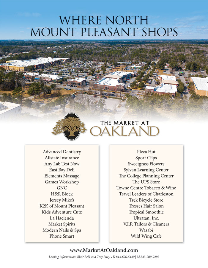 Where North Mount Pleasant Shops – The Market at Oakland