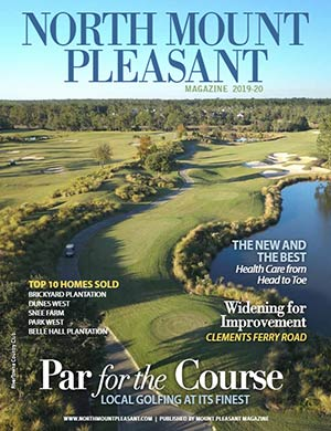 North Mount Pleasant Magazine Cover