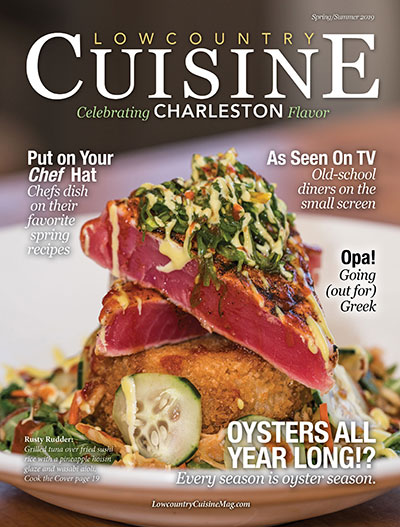 North Mount Pleasant Cuisine Magazine Cover