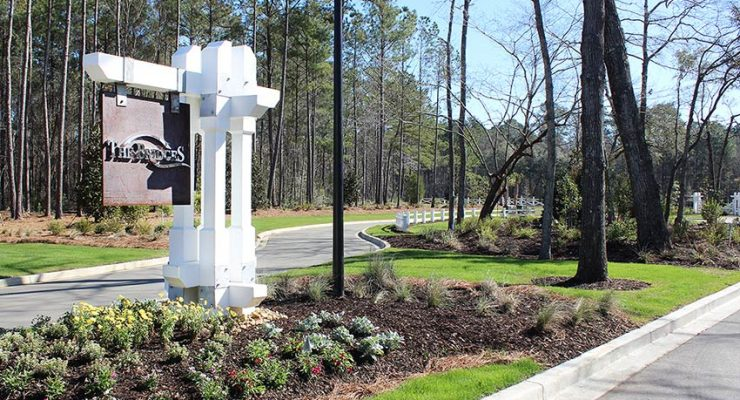 The Bridges at Seven Lakes: Serenity in North Mount Pleasant