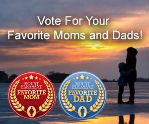 Vote for favorite moms and dads in Daniel Island, Isle Of Palms, Sullivan's Island, Mount Pleasant, Awendaw and McClellanville.