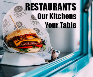 Restaurants: Our kitchen, Your table.