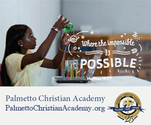 Discover the difference at Palmetto Christian Academy!