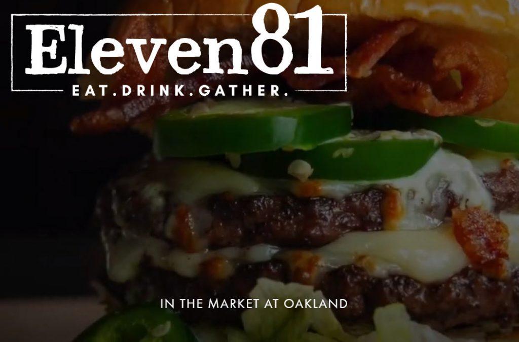 Eleven81 restaurant in North Mount Pleasant, SC
