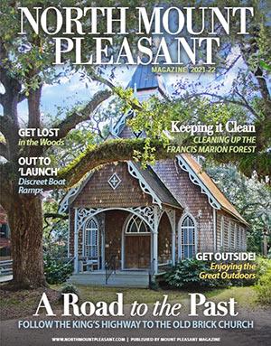 2021-22 North Mount Pleasant Edition Magazine Cover