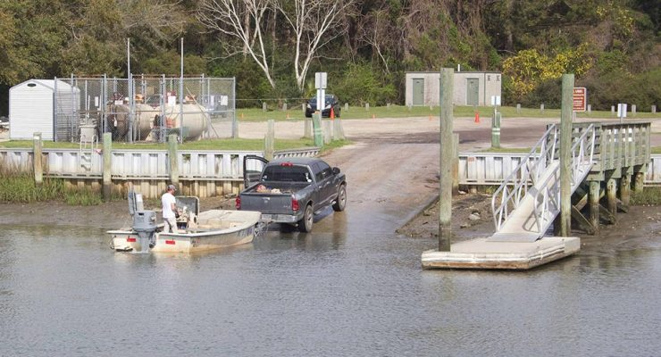 """Out to """"Launch"""" The Best Places to Launch Your Boat in North Mount Pleasant"""