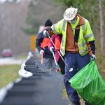The Annual Francis Marion National Forest Cleanup